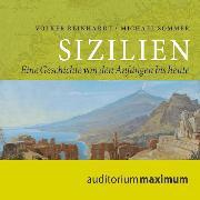 Cover-Bild zu Sizilien - Eine Geschichte von den Anfängen bis heute (Ungekürzt) (Audio Download) von Reinhardt, Volker