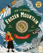 Cover-Bild zu Hawkins, Emily: Frozen Mountain: Decide Your Destiny with a Pop-Out Fortune Spinner
