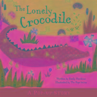 Cover-Bild zu Hawkins, Emily: The Lonely Crocodile