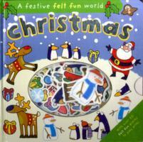 Cover-Bild zu Hawkins, Emily: Felt Fun Christmas