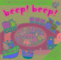 Cover-Bild zu Martin, Ruth: Felt Fun Beep Beep