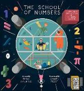 Cover-Bild zu Hawkins, Emily: The School of Numbers: Learn about Mathematics with 40 Simple Lessons