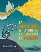Cover-Bild zu Merino, Gemma: La Dragona a la Que No Le Gustaba El Fuego