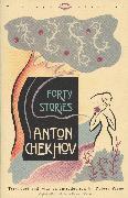 Cover-Bild zu Chekhov, Anton: Forty Stories