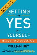 Cover-Bild zu Ury, William: Getting to Yes with Yourself