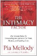 Cover-Bild zu Mellody, Pia: The Intimacy Factor