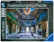 Cover-Bild zu Ravensburger Puzzle - The Palace - Lost Places 1000 Teile