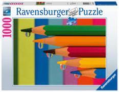 Cover-Bild zu Ravensburger Puzzle - Buntstifte - 1000 Teile