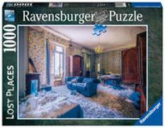 Cover-Bild zu Ravensburger Puzzle - Dreamy - Lost Places 1000 Teile