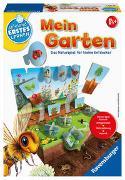 Cover-Bild zu Oppolzer, Anna: Ravensburger 24733 - Mein Garten - Lernspiel für Kinder ab 1,5 Jahren, Spielend Erstes Lernen für 1-2 Spieler