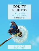 Cover-Bild zu Davies, Paul S.: Equity & Trusts
