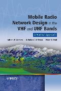 Cover-Bild zu Graham, Adrian: Mobile Radio Network Design in the VHF and UHF Bands