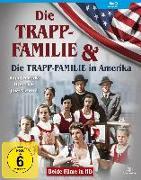 Cover-Bild zu Ruth Leuwerik (Schausp.): Die Trapp-Familie & Die Trapp-Familie in Amerika