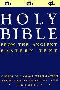 Cover-Bild zu Lamsa, George M.: Holy Bible