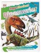 Cover-Bild zu Mills, Andrea: Superchecker! Dinosaurier