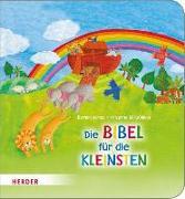 Cover-Bild zu James, Bethan: Die Bibel für die Kleinsten