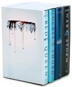 Cover-Bild zu Aveyard, Victoria: Red Queen 4-Book Hardcover Box Set