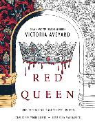 Cover-Bild zu Aveyard, Victoria: Red Queen: The Official Coloring Book