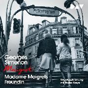 Cover-Bild zu Simenon, Georges: Madame Maigrets Freundin (Audio Download)
