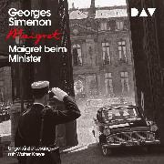 Cover-Bild zu Simenon, Georges: Maigret beim Minister (Audio Download)