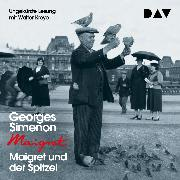 Cover-Bild zu Simenon, Georges: Maigret und der Spitzel (Audio Download)