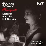 Cover-Bild zu Simenon, Georges: Maigret und der Fall Nahour (Audio Download)