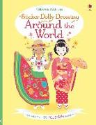 Cover-Bild zu Bone, Emily: Sticker Dolly Dressing. Around the World
