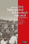 Cover-Bild zu Harms, Antje: Von linksradikal bis deutschnational (eBook)