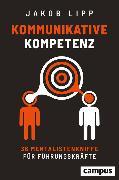 Cover-Bild zu Lipp, Jakob: Kommunikative Kompetenz (eBook)
