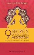 Cover-Bild zu Vinod, Samprasad: 9 Secrets of Successful Meditation