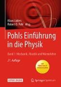 Cover-Bild zu Lüders, Klaus (Hrsg.): Pohls Einführung in die Physik