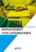 Cover-Bild zu Meier, Harald: Management von Unternehmen