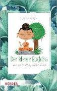 Cover-Bild zu Mikosch, Claus: Der kleine Buddha auf dem Weg zum Glück