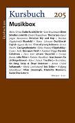 Cover-Bild zu Nassehi, Armin (Hrsg.): Kursbuch 205