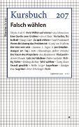 Cover-Bild zu Nassehi, Armin (Hrsg.): Kursbuch 207