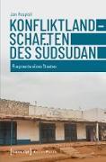 Cover-Bild zu Pospisil, Jan: Konfliktlandschaften des Südsudan (eBook)