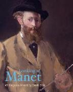 Cover-Bild zu Looking at Manet von Zola, Émile