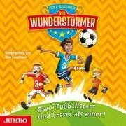 Cover-Bild zu Bandixen, Ocke: Der Wunderstürmer. Zwei Fußballstars sind besser als einer! [2]