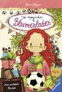 Cover-Bild zu Der magische Blumenladen, Band 7: Das verhexte Turnier von Mayer, Gina