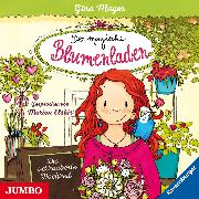 Cover-Bild zu Der magische Blumenladen. Die verzauberte Hochzeit (Audio Download) von Mayer, Gina