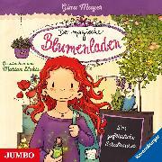 Cover-Bild zu Der magische Blumenladen. Der gefährliche Schulzauber (Audio Download) von Mayer, Gina