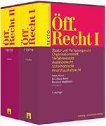 Cover-Bild zu Hänni, Peter (Hrsg.): TEXTO Öff. Recht I + II
