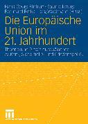 Cover-Bild zu Jaberg, Sabine (Hrsg.): Die Europäische Union im 21. Jahrhundert (eBook)