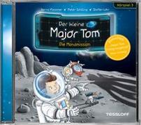 Cover-Bild zu Flessner, Bernd: Der kleine Major Tom. Hörspiel 3: Die Mondmission