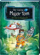 Cover-Bild zu Flessner, Bernd: Der kleine Major Tom. Band 8: Verloren im Regenwald