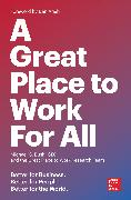 Cover-Bild zu Bush, Michael C.: A Great Place to Work for All