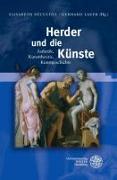 Cover-Bild zu Décultot, Elisabeth (Hrsg.): Herder und die Künste