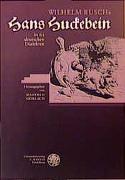 Cover-Bild zu Busch, Wilhelm: Hans Huckebein in 65 deutschen Dialekten
