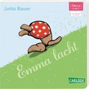 Cover-Bild zu Bauer, Jutta: Emma: ELTERN-Vorlesebücher: Emma lacht