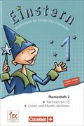 Cover-Bild zu Bauer, Roland: Einstern, Mathematik, Schweiz, Band 1, Themenheft 2